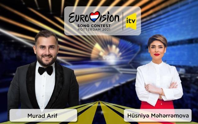 """""""Eurovision"""" şərhçilərimizin adları açıqlandı"""