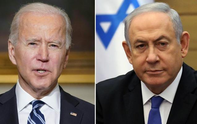 Baydenlə Netanyahu arasında telefon danışığı olub