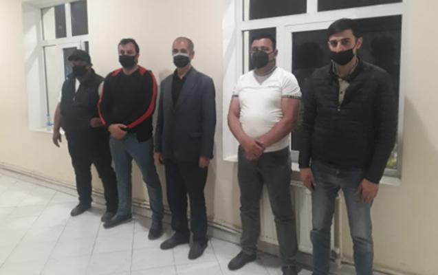 """""""UAZ""""la azad olunmuş ərazilərə keçmək istədilər"""
