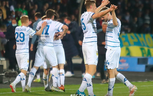 """Ukrayna kubokunu da """"Dinamo"""" qazandı"""
