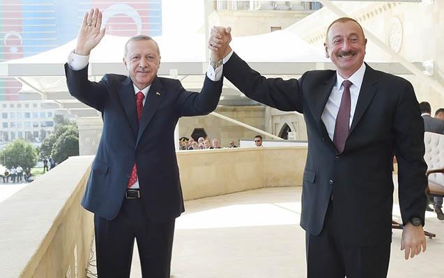 Ərdoğan Azərbaycanı təbrik etdi
