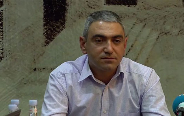 Erməni terrorçu dəstəsinin komandiri Yerevanda həbs olundu