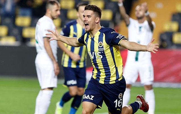 """""""Fənərbaxça"""" qalib gəldi, """"Trabzonspor"""" xal itirdi"""
