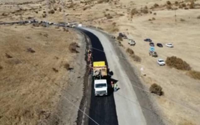 Ermənistan-İran yolu təmir olunur
