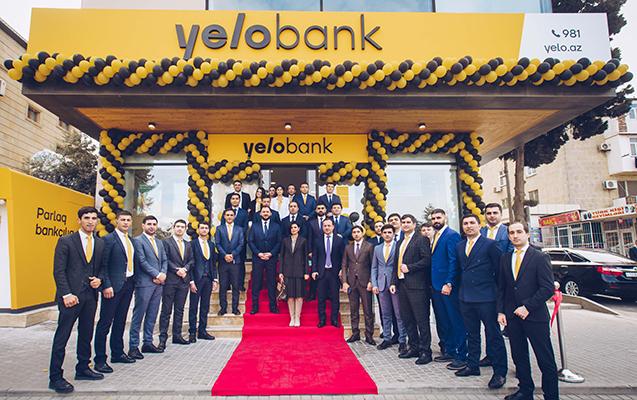 Yelo Bank-ın yeni Xalqlar Dostluğu filialı