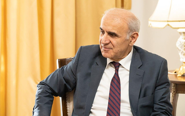 Ermənistanın İrandakı səfiri geri çağırıldı