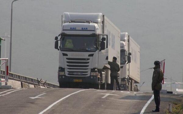 Gorus-Qafan yolunda saxlanılan iranlı sürücülər azad edildi?