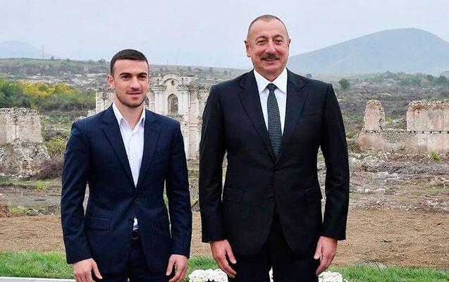 Prezidentlə Qara Qarayevin dialoqu