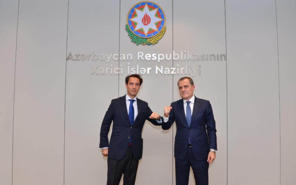 NATO xüsusi nümayəndəsi Azərbaycana təşəkkür etdi