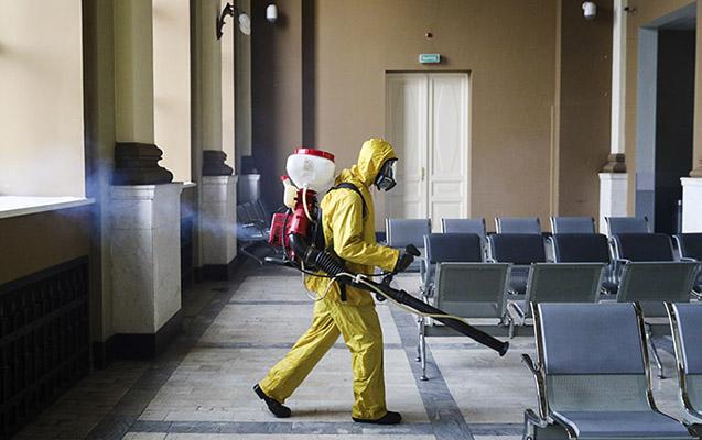 Rusiyada koronavirusdan daha bir rekord ölüm