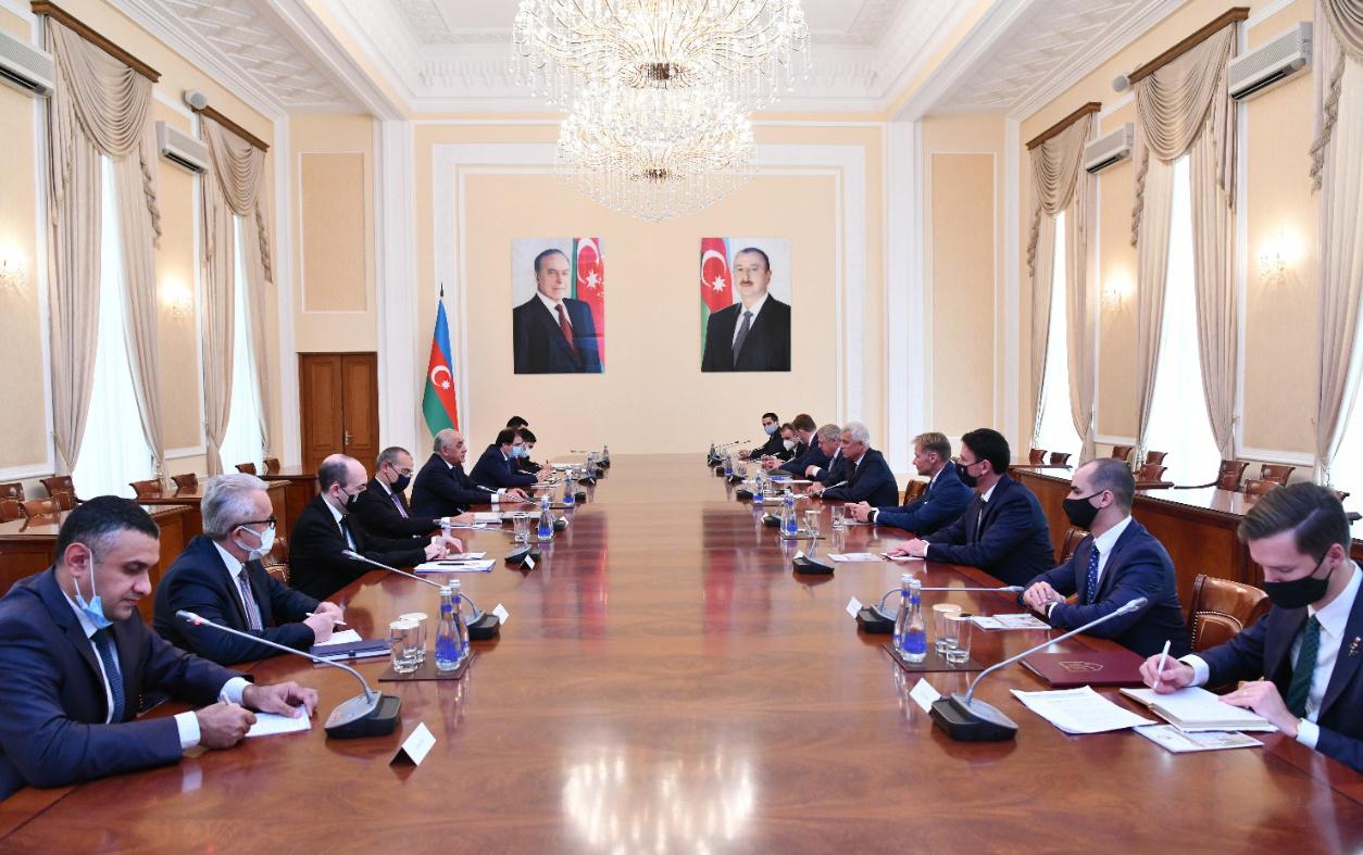 Azərbaycanla Slovakiya saziş imzaladı
